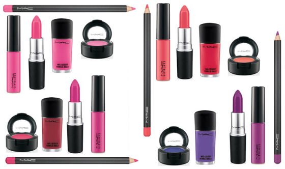 fashion sets collection [MAC 2013].