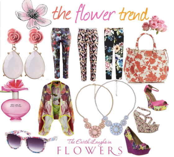 falling for florals.