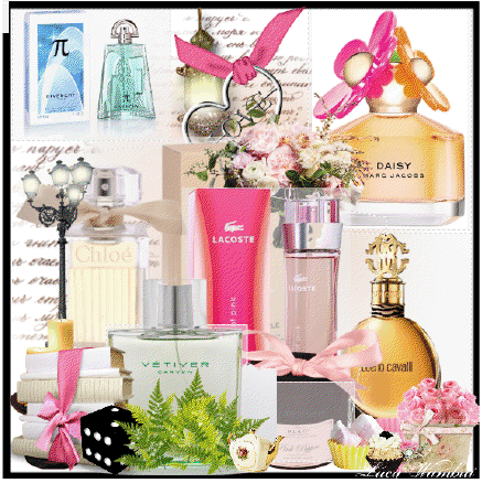 [feature post] fragrance is fashion.