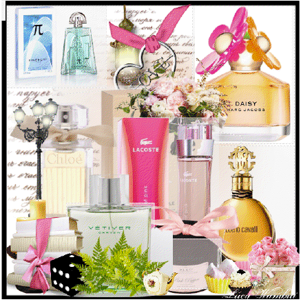 feature post. fragrance is fashion.
