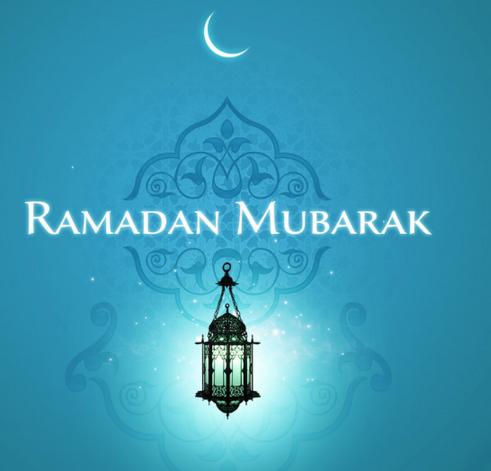 forthcoming of ramadan.